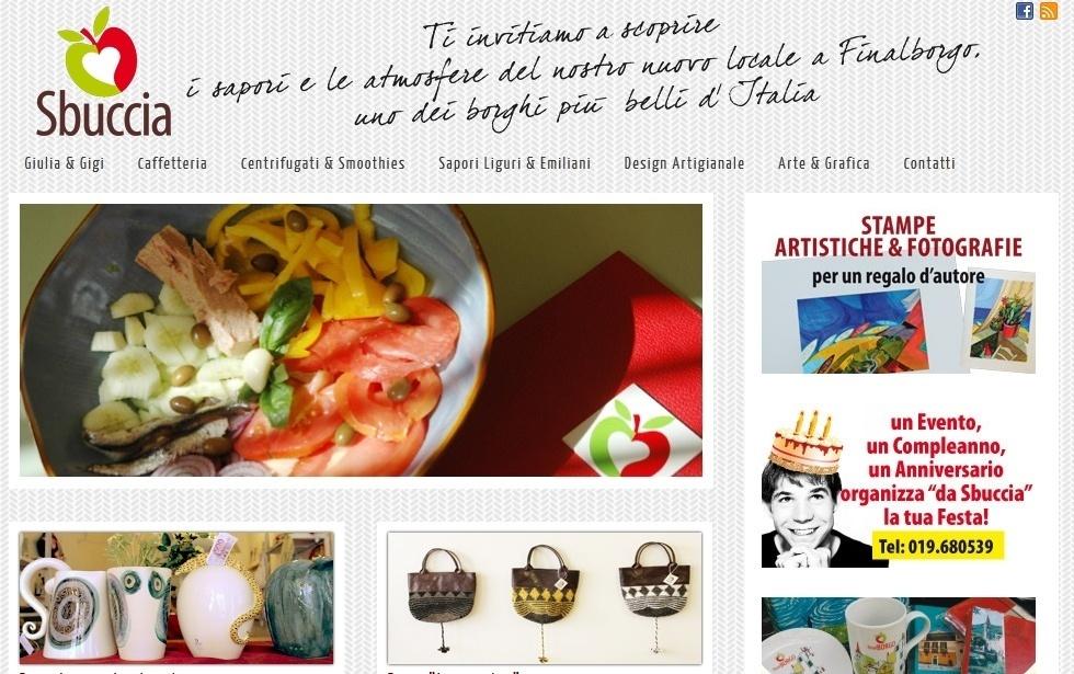Home di SbucciaFinalBorgo.com