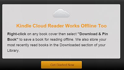 Cloud read offline