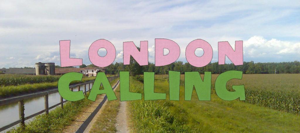 Il mio London Calling
